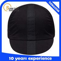 custom cotton cycling cap blank cycling hat wholesale