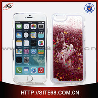 Liquid Glitter Quicksand mobile phone case for iphone 6s case