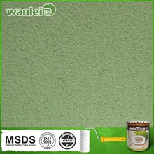 Decorative acoustic thermal insulation water-based paint spray