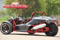 Big Power 250CC ATV QUAD with EEC Approved, Three Wheel Water Cooled ZTR Trike