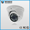 Waterproof Dome style 1080P hd cvi cctv camera with varifocal lens