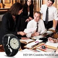 Good quality Waterproof Cam wrist Watch DVR Video Recorder-Pinhole Hidden Camcorder 4GB 720p