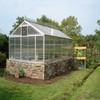 4mm Transparent Polycarbonate Sheet Garden Greenhouses