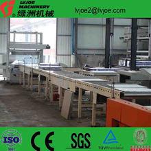 the new type mini gypsum block line (factory)/gypsum block production machine