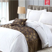 king size bed runner with cushion cover wholesale/modern bed runner for sale