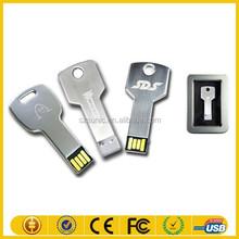 gift item 2GB 4GB 8gb 16gb 32gb 64gb key shaped usb stick