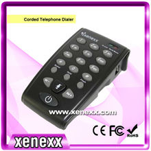 T1H high quality OEM headset call center telephone