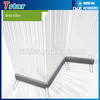 can moved hot sell factory price fiberglass sticks screen/ FRP division