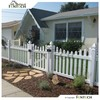 Fentech Popular Style White House Fence , Plastic Fence
