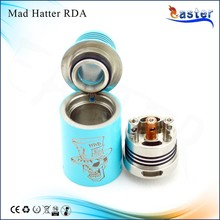 Easter wholesale best rebuildable atomizer mad hatter rda clone