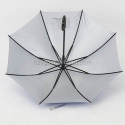 Fiberglass rod durable windproof cheap promotional umbrella produced by China suppliers