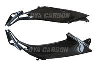Carbon Fiber motorcycle side panels for Kawasaki Z800 2013