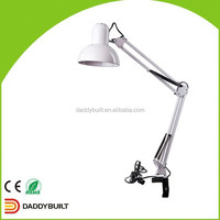 2 hours replied factory supply mini adjustable cilp led table light| lightings