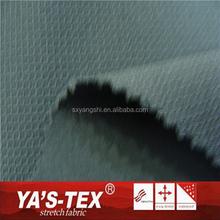 Poliéster estiramento tecido Spandex impermeável para calças e tendas
