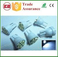 Online hotsale wholesale t10 white led 1206 8 smd led 8 Led Bulb 194 168 small 12v bulbs led lights Led Clearance Signal Lamps