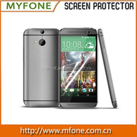 Cell Phone Accessory Wholesale Hot Products Tempered Glass Screen Protector for htc one m8