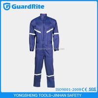 GuardRite Brand Cheap Reflective Used Work Coveralls Uniform Design G-2022