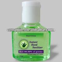 2014 Top quality moisturizing best bulk hand sanitizer for hand care