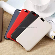 high quality sheep skin phone case for iphone 6, genuine leather case mobile phone case for iphone 6