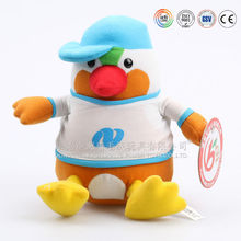 ICTI ceriticated factory plush toys,chicken plush toy manufacturer