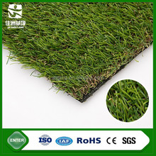 40mm height straight yarn and fibrillated yarn plastic granules artificial grass wall floor carpet