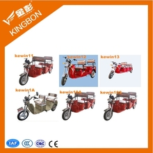 China NO 1 electric tricycle manufacturer adult electric scooters for sale