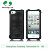 Hight Quality Products TPU+PC+Silicon 3 in 1 dual layer combo case mobile phone case for Apple iphone 5/ 5S