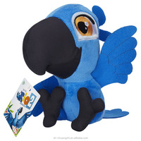plush animals are from the Rio 2 movie. Soft, cute candy toys