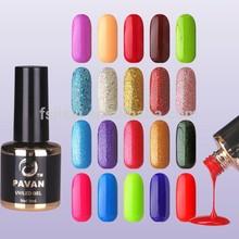 Esmalte para uñas en gel, calidad profesional para salón de belleza, aplicación en un paso, muestra gratuita de gel UV de color, esmalte de uñas en gel led