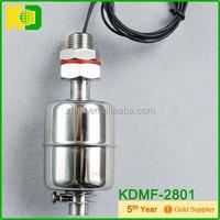 Oil float level sensor