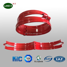 Hinged Spiral Nail Stop Collar rigid centralizer