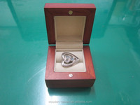 Antique style jewelry ring box