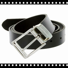 guaranteed handmade products orignal in stock Trendy style pin buckle leather belt with pin buckle