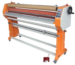 Weldon large format electric or manual direct china factory cold laminator machine