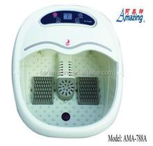 foot spa roller reflexology massager indoor exercise equipment AMA-788A