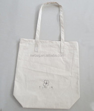 2015 Low Price Quality Custom Blank Reusable Bag/Ecological Bag Cotton/Cheap Canvas Tote Bags