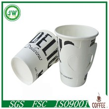 coffee paper cups single wall paper cups disposable paper cups with handle