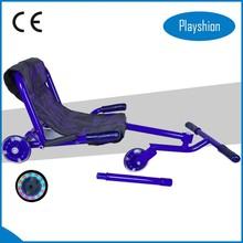 Wholesale ez roller / kids ride on cart / led wave roller