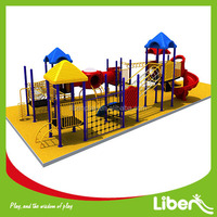 Customiz Children School Daycare Outdoor games ,Kids outdoor used commercial playground equipment for sale