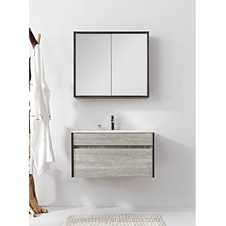 Simble Hanging Bathroom Furniture Fsc Waterproof Bathroom