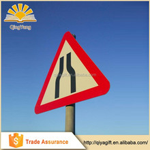 Trading & Supplier Of China road narrows street sign