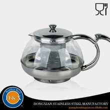 personalized coffee cooking pot strainer with handle