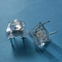 Epistar Chip 4-Pin Round 5MM Super flux LED Piranha Red Super Bright