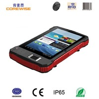 industrial Tablet PC for corewise A370 with 1D/2D barcode reader , wifi, 3G,rfid system