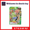 Traditional chinese toys Plastic battle tops toys with handle