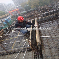 1220*2440mm 1250*2500mm cheap price brown and black phenolic film faced construction plywood building material