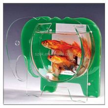 cheap price unique design coral acrylic fish tank