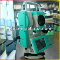super hot sale ruide total station RTS-862R/RA touch screen surveying instrument with non prism 300m high accuracy used leica