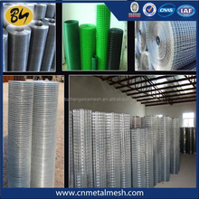 Hot Dipped Galvanized/PVC coated BRC 3315 Welded Mesh