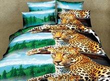 King Size Embroidered loving heart Bedding Set
